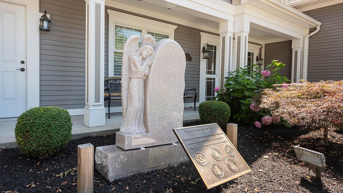 HIlton Chapel Monuments