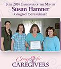 Caregiver for June 2014