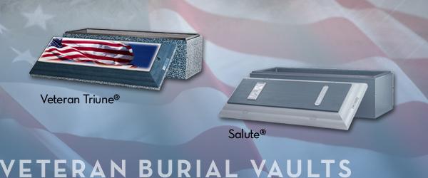 Veteran Burial Vaults