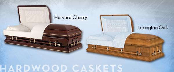 Hardwood Caskets