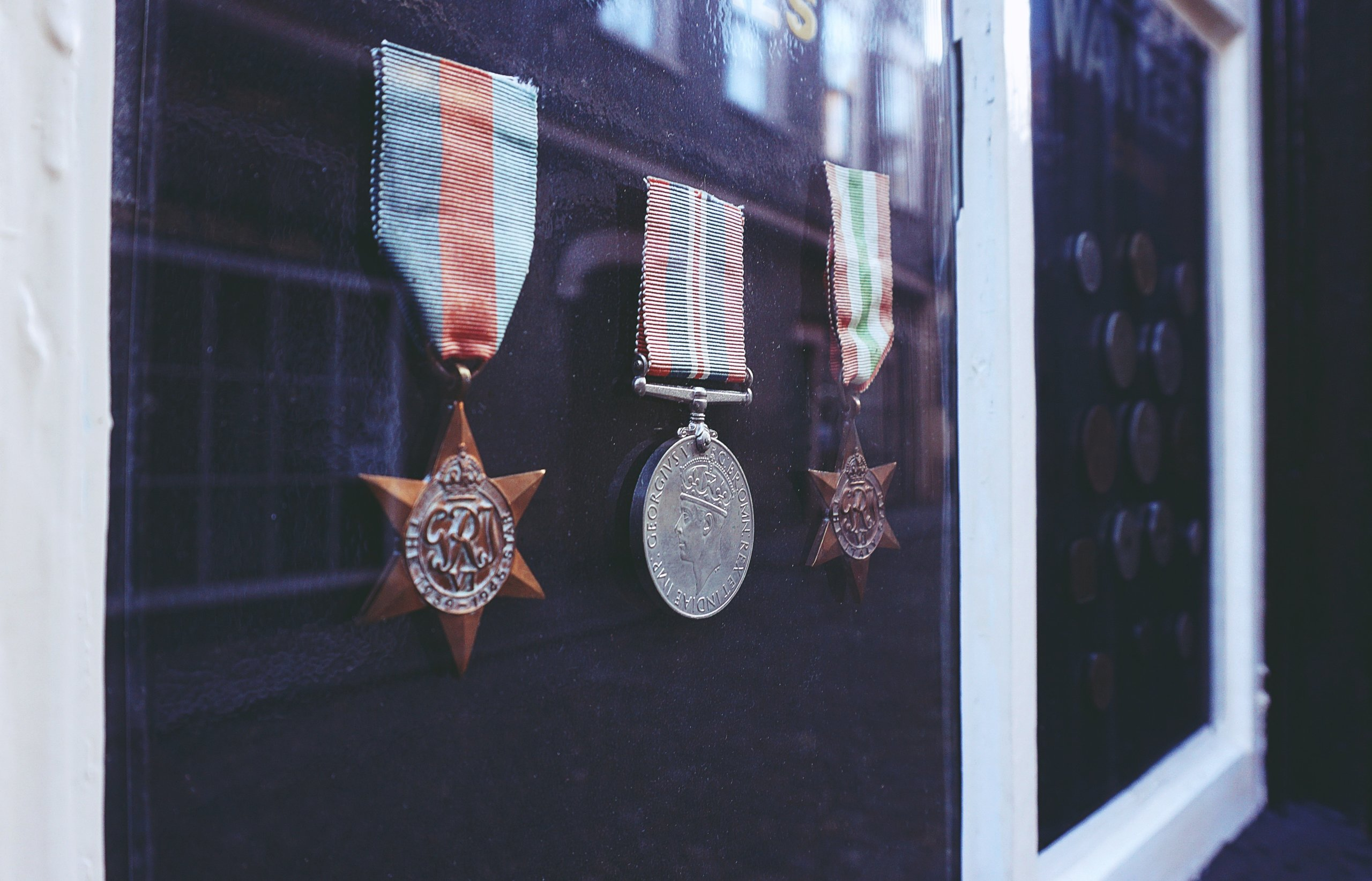 Replacement Medals